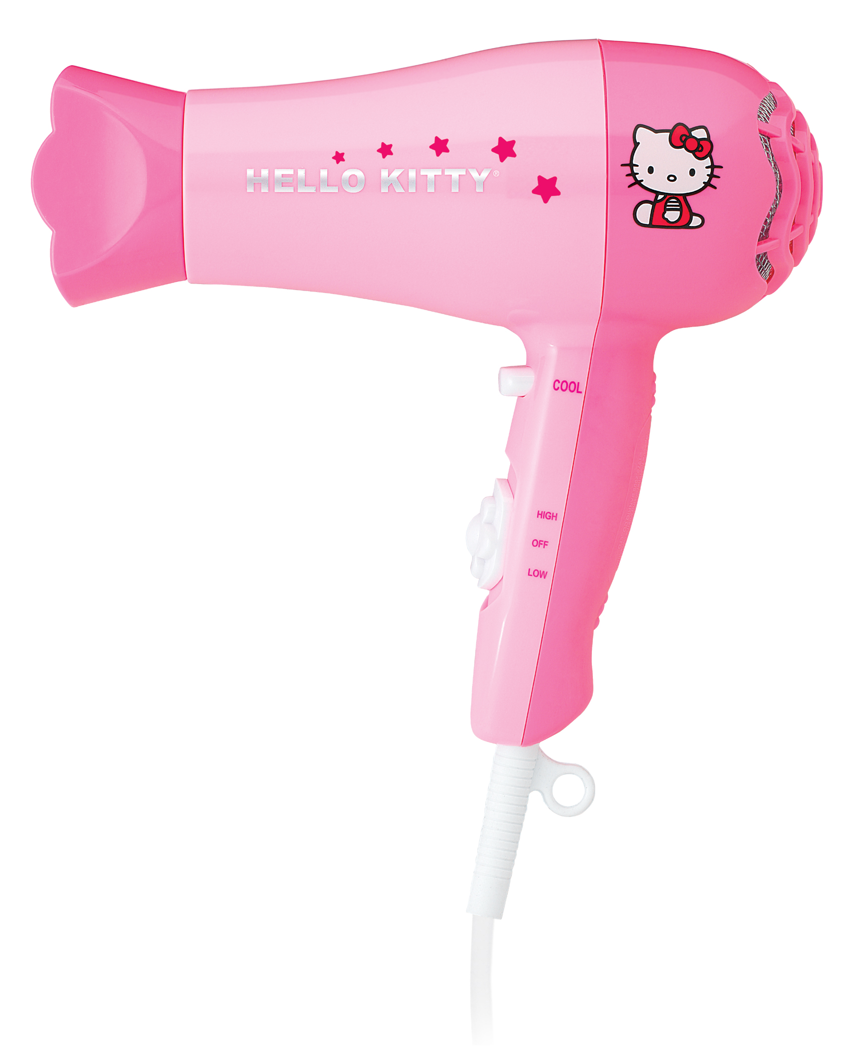 Hello Kitty Ceramic Curling Iron Review