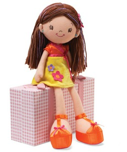 Sloan - Gund Girls Doll
