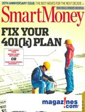 SmartMoney Magazine cover