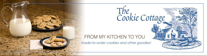 The Cookie Cottage Logo