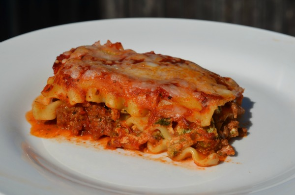 Mom's Homemade Lasagna Recipe - Mom's Blog