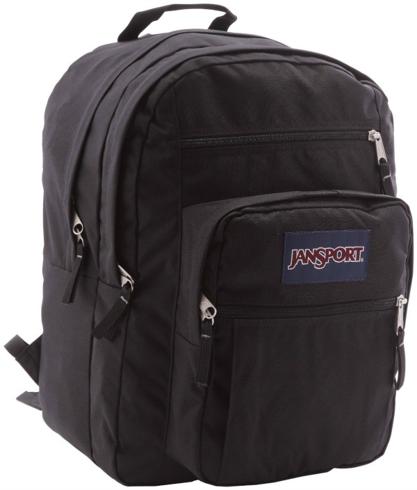 Big Student Jansport backback