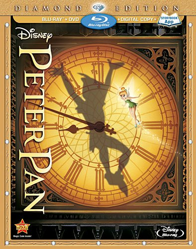 Peter Pan Diamond Edition Box Cover