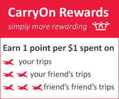 Carryon Rewards