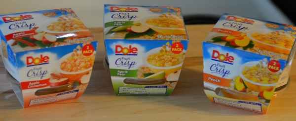 Dole Fruit Crisp Cups