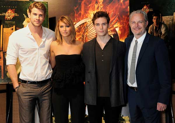 Hunger Games Catching Fire At The 2013 Cannes Film Festival