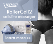 Roller Cell Cellulite Massager Banner