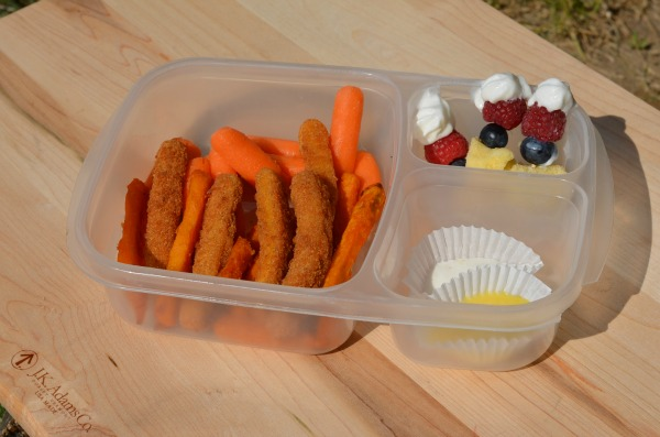 Chicken Fries Bento Box