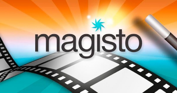 Logo for Magisto Video Maker