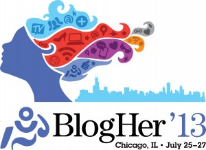 BlogHer'13 Logo