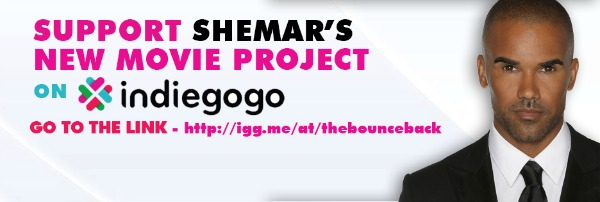 Shemar Moore The Bounce Back Project