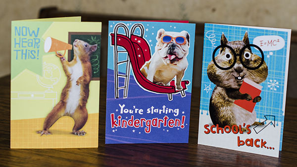 Hallmark greeting cards