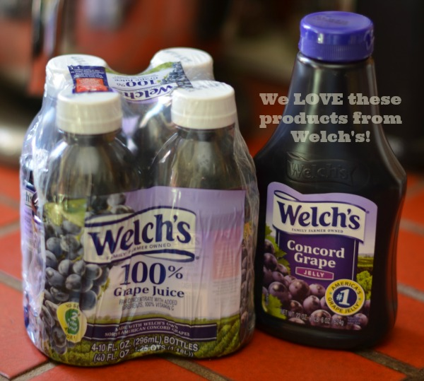 Welch's Products