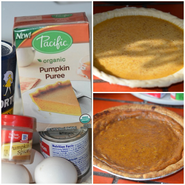 Organic Pumpkin Pie