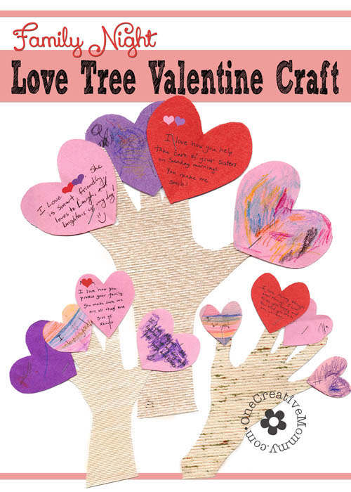 Valentine 39 s day crafts for kids mom 39 s blog for Valentine craft projects kids