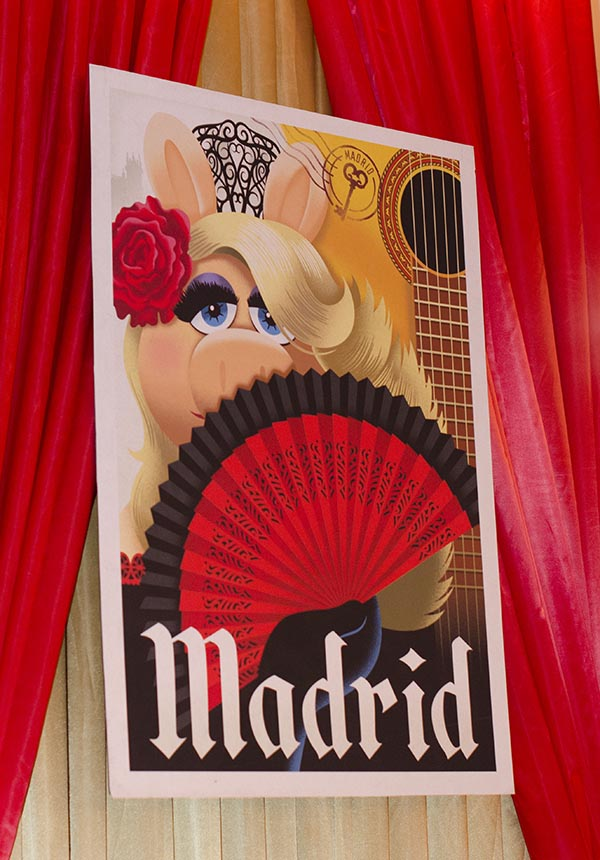 Madrid Muppets Most Wanted #MuppetsMostWantedEvent