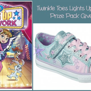 Twinkle Toes Lights Up New York Prize Pack Giveaway