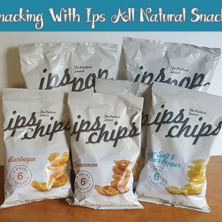 Snacking With Ips All Natural Snacks