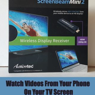 Watch Videos From Your Phone On Your TV Screen