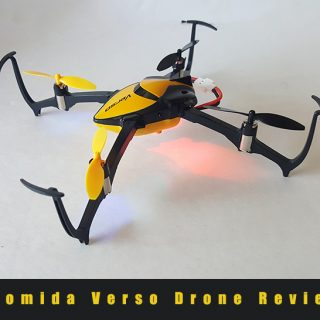 Dromida Verso Drone Review