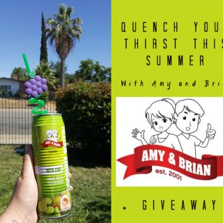 Quench Your Thirst This Summer With Amy and Brian