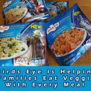 Birds Eye Is Helping Families Each Veggies With Every Meal
