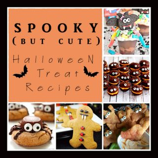 Spooky But Cute Halloween Treat Recipes