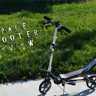 Space Scooter Review