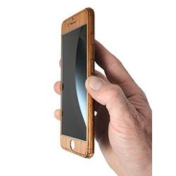 TOAST Wood Phone Cover