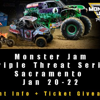 Monster Jam Sacramento