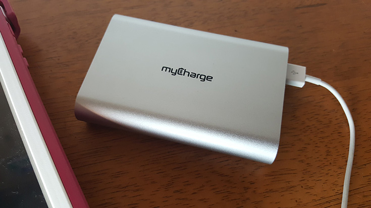myCharge Portable Charger – RAZORPLATINUM Portable Power Bank
