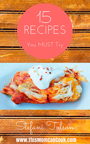 Free Recipes eCookbook