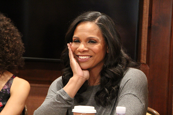 Beauty and the Beast's Audra McDonald