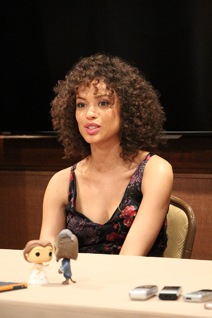 Beauty and the Beasts - Gugu Mbatha-Raw (Plumette)