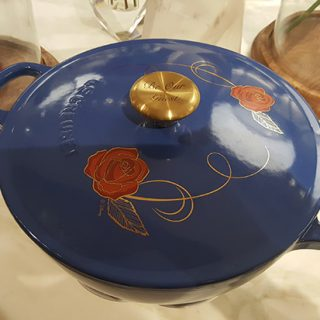 Disney's Beauty and the Beast Soup Pot by Le Creuset