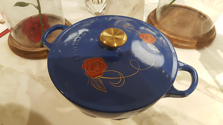 Our Time At Williams Sonoma For Some Beauty And The Beast