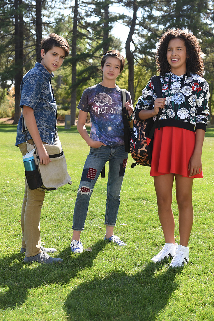 Andi Mack Cast