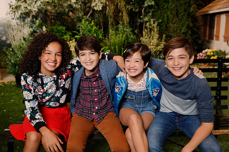 Cast Of Andi Mack