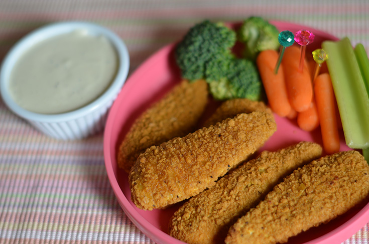 Foster Farms Baked Never Fried Chicken Breast Tenders