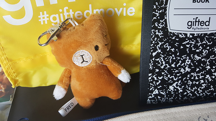 Gifted Movie Swag Giveaway