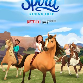 Spirit Riding Free On Premieres On Netflix