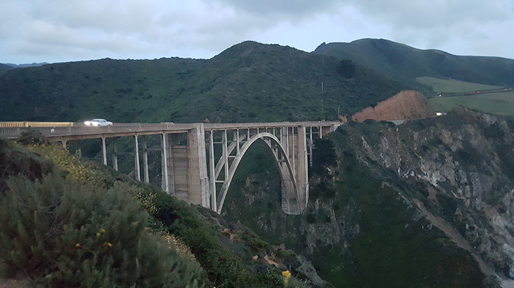 Bixby Bridge - Big Sur