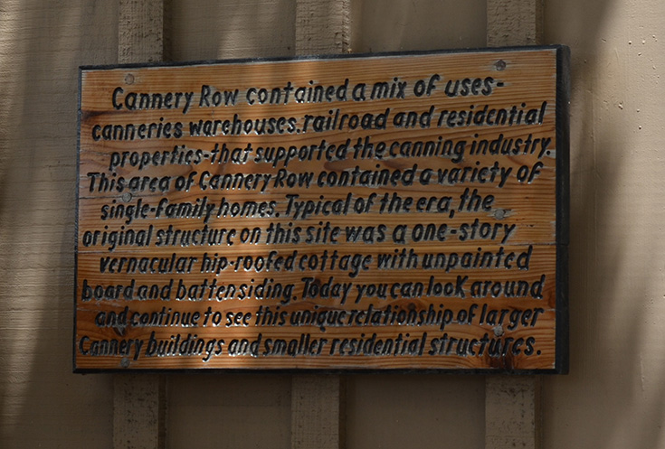 Cannery Row - Monterey