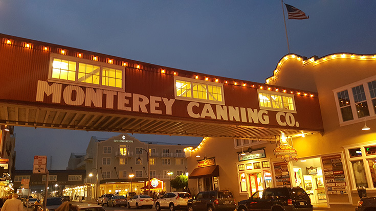 Monterey Canning Co - Cannery Row