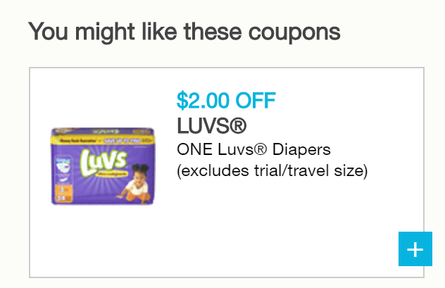 picture relating to Luvs Printable Coupons called Coupon codes for luvs diapers 2018 / Penske truck condominium discount coupons 2018