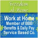 Freedom At Home - Work at Home