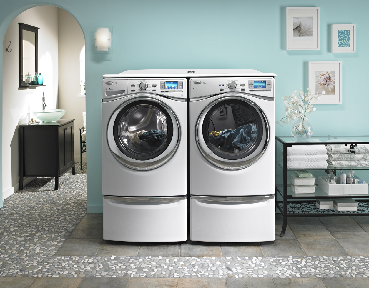 A Little About My Whirlpool Washer And Dryer Duet Mom 39 S Blog