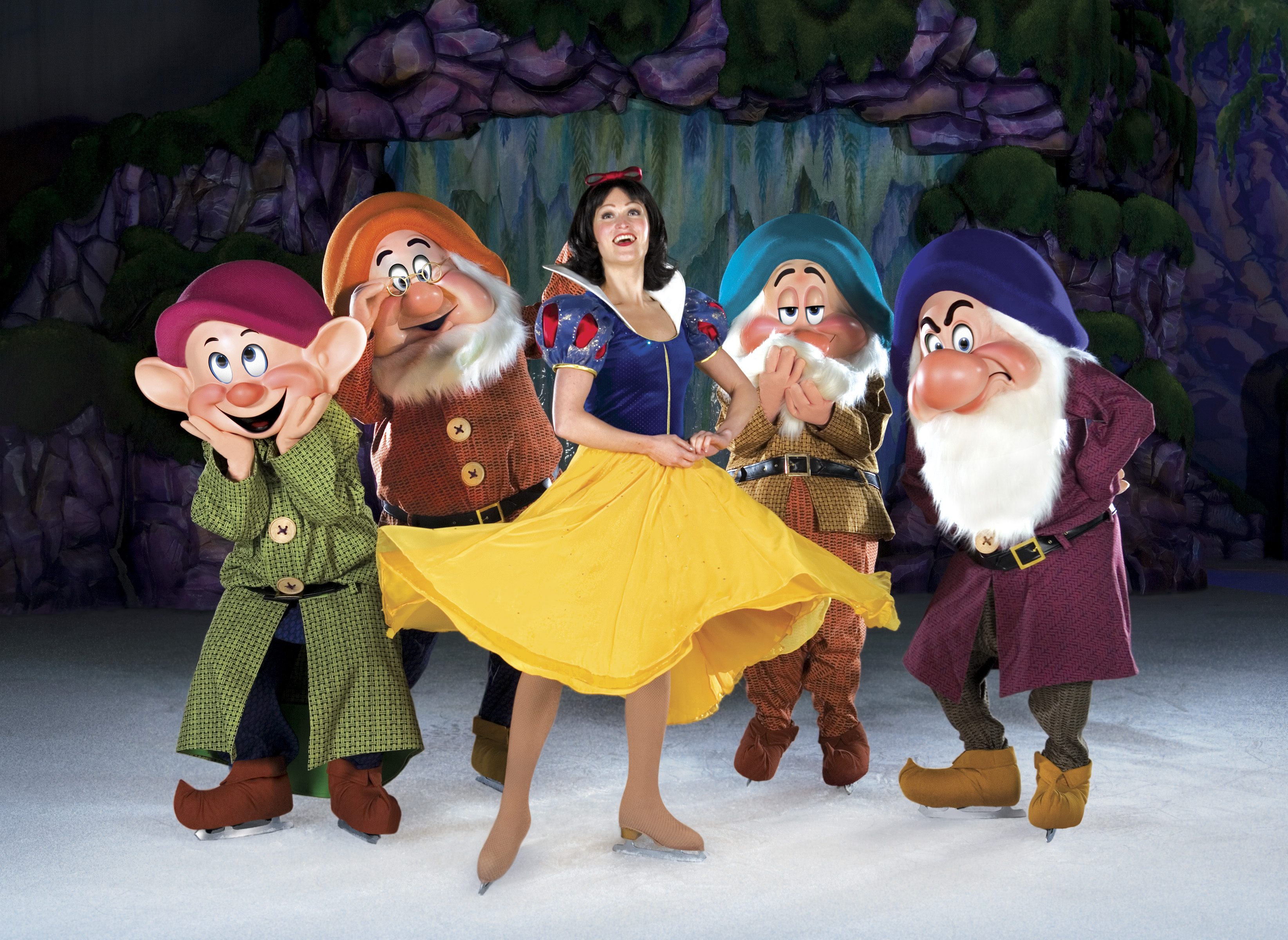 Winter Toys 10 And Up : Disney on ice treasure trove at power balance pavilion