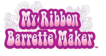 ribbon logo maker