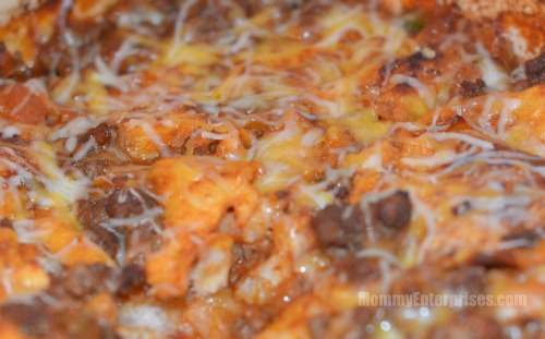 Easy Beef Taco Bake Recipe
